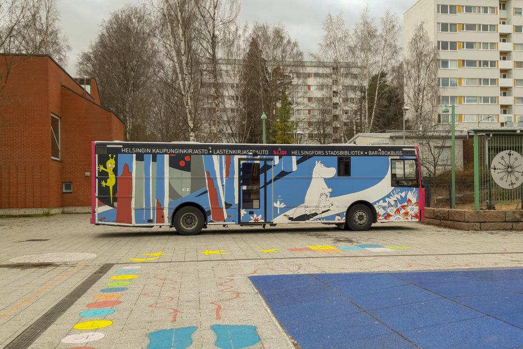 itakeskus bus