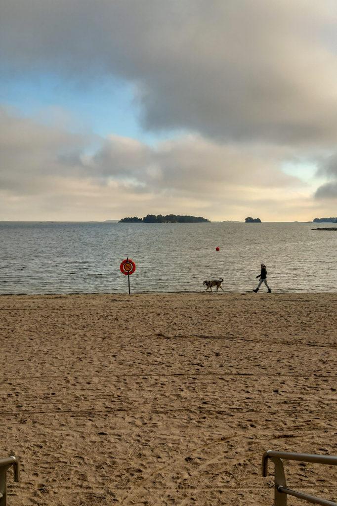 aurinkolahti beach