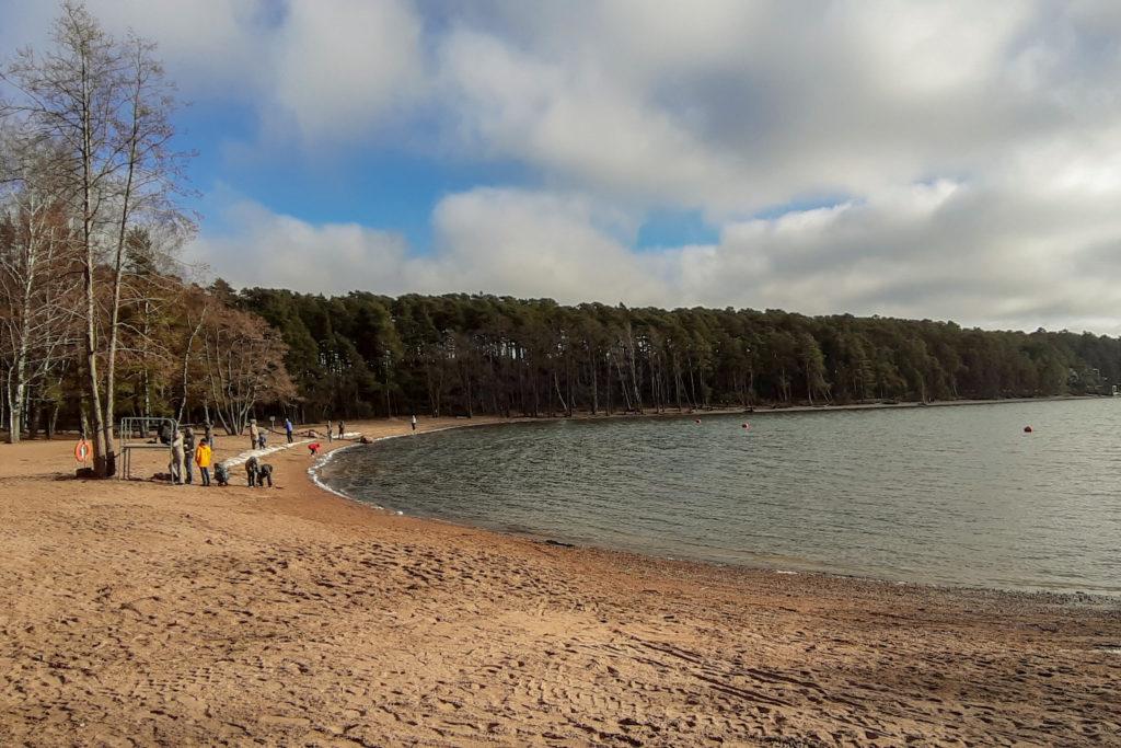 kallahden uimaranta