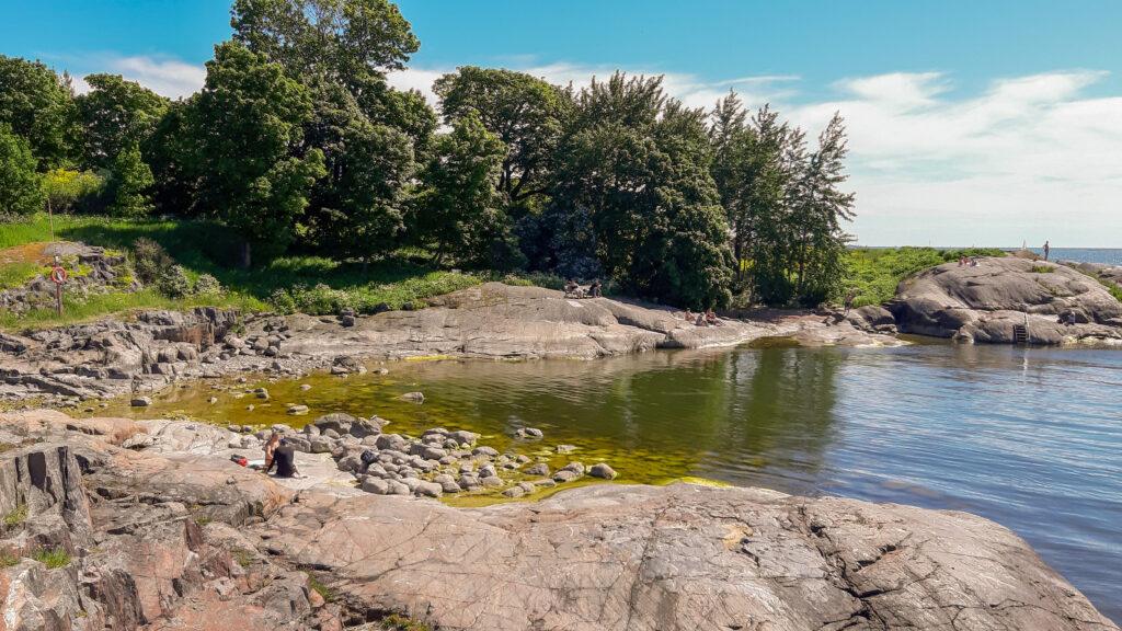 Suomenlinna piknik